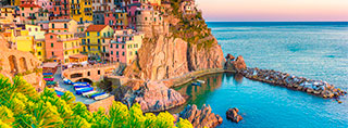 Holiday in Liguria